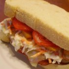 Primanti-Style Sandwiches - Anyone who has been to Pittsburgh can tell you about the wonderful Primanti Brothers sandwiches which are a local delicacy. Coleslaw, fries, cheese, and meat (or no meat for you veggies) on thickly sliced Italian bread brings a taste of Pittsburgh to wherever you may be. You can substitute your favorite meat for the capicola.