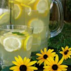 Party Lemonade - Lemons, sugar, ice and water can make a great crowd-pleasing lemonade in a pinch!
