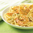 Shrimp Scampi by McCormick(R) - Succulent shrimp are simmered in a light garlic butter sauce. Serve with orzo or rice.