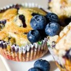 Alienated Blueberry Muffins - Your search for the perfect blueberry muffin may end here.  Light and sweet, these melt in your mouth.