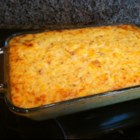 This Can't be Squash Casserole - Squash casserole with plenty of Cheddar cheese, creamy mushroom soup, and mayonnaise is such a rich and tasty  side dish no one will know squash is the main ingredient.