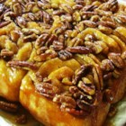 Mom-Mom's Sticky Buns - Make your own sticky buns at home with this recipe packed with cinnamon-accented sweetness and raisins.