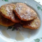 Chilean-Style Sopaipillas - Give sopaipillas some Chilean flavor using zapallo, a white-shelled squash with orange flesh. Boiled until soft, the squash is stirred into dough, which is rolled out and cut into circles then fried into crisp appetizers or snacks.