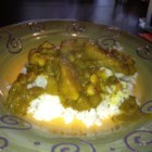 Sweet Lamb Curry - A mild, fragrant mix of lamb, raisins, and apples produces a wonderful, slow cooked curry.