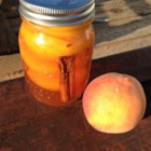 Nana's Southern Pickled Peaches - Old Southern favorite.  Great on picnics with cucumber sandwiches or at Sunday supper.