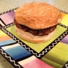 Mushroom Veggie Burger - Mushrooms and shredded Parmesan cheese add a meaty flavor to these juicy veggie burgers. Serve just like regular hamburgers, on fresh buns with your favorite toppings.