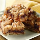 Cinnamon Oatmeal Bars - These tasty kid-pleasing bars are made with wholesome oats, butter and brown sugar.