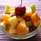 Chloe's Quick Fruit Salad - By varying the fruit a bit, this salad can work for all seasons. Passion fruit make a great addition if they are available. In the summer, add lots of fresh berries and melons. In the winter, try adding dried cranberries or apricots. Fresh juice adds a bit of bite and also keeps the fruit from turning if you are making this ahead.