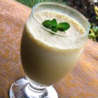 Costa Rican Delight - Send yourself to the tropics when you sip this easy-to-make smoothie-style banana-rum drink.