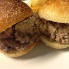 Homemade Sloppy Joes - Despite the name of this iconic retro dish, the secret to a great sloppy joe is a thick, rich, almost dry consistency, which allows the sandwich to be eaten with your hands. Serve on hamburger buns.
