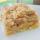 Apple Slab Pie - A big ol' apple pie baked in a 10x15 inch pan. Great for school and church.
