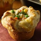 Grands!(R) Mini Chicken Pot Pies - Chicken pot pie with just 4 ingredients? It couldn't get any easier!