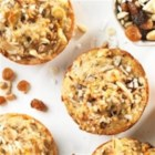Morning Glory Bran Muffins - Find your daily fruit, veg, nuts and fibre in one glorious, hearty, packable, portable muffin.