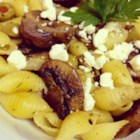 Olive and Feta Pasta - I whipped up this pasta dish to satisfy a craving for olives and feta cheese.