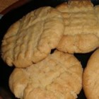 Dad's Favorite Peanut Butter Cookies - My Dad's sister gave me this recipe for killer peanut butter cookies.
