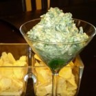 Chicago Dip - Serve this spinach dip in a bread bowl or with crackers on the side. It can be warmed up or enjoyed chilled. Either way, it always vanishes at our place, and the rave reviews just keep coming!