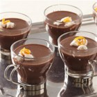 Orange-Kissed Double Chocolate Hot Cocoa - Orange zest complements dark chocolate in this rich, creamy hot cocoa topped with miniature marshmallows.