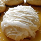 Lemon Pound Cake Cookies - Lemon pound cake cookies are a denser version of cookies and are delightful topped with a lemon glaze.