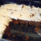 Nutty Pumpkin Bars - Nutty pumpkin bars have an extra crunch from pecans and are topped with a fresh orange frosting for a tasty treat during the fall season.