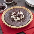 Black Forest Pie - Change up the classic Black Forest duo, cherries and chocolate, by layering the flavours in an easy pie. Decorate with whipped topping and chocolate curls for the full effect.