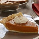 Tenderflake(R) Pumpkin Pie - Combine Tenderflake(R) pastry with canned pure pumpkin and a Thanksgiving tradition can be enjoyed all year round.