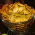 Super Tasty Pumpkin Seeds - Pop a handful of these savory, crunchy pumpkin seeds in your mouth and you will soon realize you need to go back to the store and get more pumpkins.