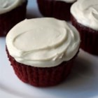 Chef John's Cream Cheese Frosting - Nothing could be simpler than mixing a few ingredients together with an electric mixer to make a creamy frosting for red velvet cupcakes and other baked treats.