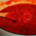 How to Make Homemade Pizza Sauce - It's so easy to whip up your own pizza sauce with plenty of garlic in a tomato base. Chef John's recipe contains a little secret handed down from his grandmother.