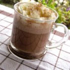 Spiced Hot Cocoa Mix - Chocolate pudding mix and cinnamon give this homemade hot chocolate mix a nicely spiced flavor perfect for cold winter days.