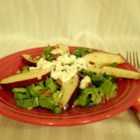 Detox Salad - Endive, watercress, and blue cheese combine in this delicious, French-inspired salad!