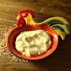 Mexican White Sauce - This is the white sauce that you find in Mexican restaurants.  Serve with tortilla chips.