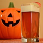 Fall Apple Pumpkin Shandy - Enjoy this apple pumpkin shandy on a crisp fall evening.