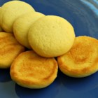 Brown Rim Cookies - These cookies are a  multi-generational tradition. Great with a glass of milk! Butter flavored shortening  gives them a wonderful new flavor. This recipe is a double batch- enough to go around!