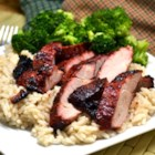 Char Siu (Chinese BBQ Pork) - Try this Chinese-style grilled pork with a sweet-and-sour marinade next time you break out the charcoal grill.