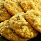 Sarah's Raisin Cookies - A hint of almond flavor makes these special.  They don't last long in our cookie jar!