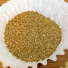 The Famous Seafood Seasoning Recipe - Have you run out of the famous seafood seasoning with the yellow label? Or do you just like making your own seasoning mixes? This blend goes great in all sorts of seafood dishes, plus salads and poultry items.