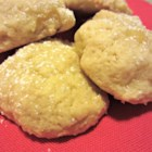 Bette's Pineapple Cookies - A buttery sweet cookie that melts in your mouth with a slight crunch of crushed pineapple and the softness of a cake.