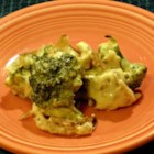 Thanksgiving Broccoli and Cheese Casserole - This five-ingredient broccoli casserole can be a hit for your holiday meal.