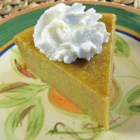 Butternut Squash Kugel - This moist and delicious butternut squash kugel is a definite crowd and kid pleaser.