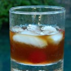 Vermont-Style Manhattan - Spiced rum takes the place of bourbon here, for a flavorful switch on this classic cocktail