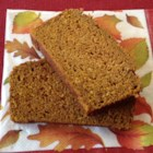 Spiced Pumpkin Bread - Pumpkin bread nicely spiced with cinnamon, cloves, and nutmeg is a festive treat for any occasion.