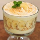 No Cook Banana Pudding Base - Whip up a batch of sweet banana pudding without turning on the stove. Sweetened condensed milk, instant pudding mix, and cream cheese make this pudding rich and creamy.