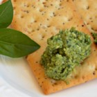 Home Grown Pesto - Use your garden bounty of basil to make pesto using this recipe and your blender.