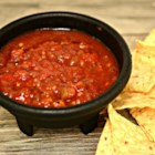 Paleo Salsa - Make this basic recipe for paleo-style salsa. Add a habanero pepper for an extra kick!