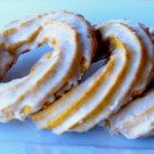 Pumpkin Donuts - These moist, delicious pumpkin donuts with a hint of spice are quick and simple to make any day of the week.