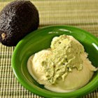 Avocado Ice Cream Sauce - Top your favorite ice cream with this simple and refreshing avocado sauce.