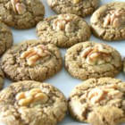 The Rebbetzin Chef's Persian Walnut Cookies - These delicately-spiced, rose-scented cookies are the perfect treat for Passover since they contain no flour. They are nutty and rich, slightly chewy with a crunchy exterior. Pistachios or almonds can be substituted for the walnuts.