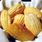 Madeleines II - The greatest afternoon tea cookie. You can sprinkle the top with confectioners' sugar or dip the tips in chocolate.