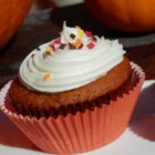 Basic Cream Cheese Frosting - This recipe delivers a basic cream cheese frosting using just butter, cream cheese, confectioners' sugar, and vanilla.