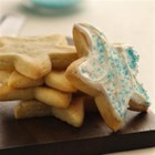 Holiday Star Cookies - These beautiful cookies are sure to take the starring role on your holiday cookie plate!